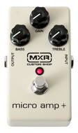 MXR Custom Shop Micro Amp Plus