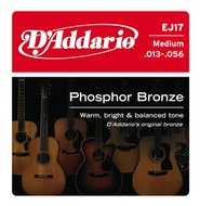 D'Addario EJ17 Medium Phosphor Bronze Acoustic Guitar Strings