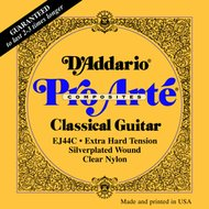D'Addario Pro-Arte Composites EJ44C Extra Hard Tension Classical Guitar Strings