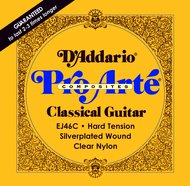 D'Addario Pro-Arte Composites EJ46C Hard Tension Classical Guitar Strings .085-.046