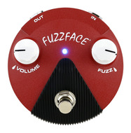 Dunlop Hendrix Band Of Gypsys Fuzz Face Mini Distortion