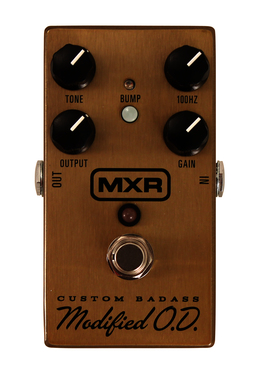 MXR Custom Badass Modified O.D.