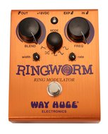 Way Huge Ring Worm Ring Modulator Pedal