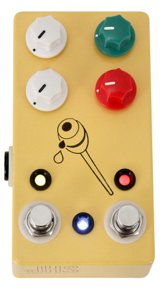 JHS Pedals Honey Comb Deluxe Tremolo Pedal