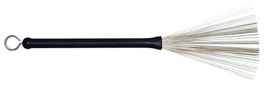 Regal Tip Rubber Handle Retractable Brushes, Pair