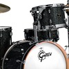 Gretsch Catalina Club 4pc. Shell Pack Galaxy Black Sparkle