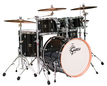 "Gretsch Catalina Maple 5pc Kit In Trans Ebony With  8"" Tom"