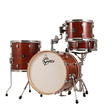 Gretsch Catalina Club 4pc Shell Pack In Walnut Glaze