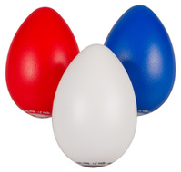 LP Egg Skaker Trio Red White And Blue