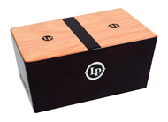 LP Bongo Cajon Dark And Natural Wood Finish