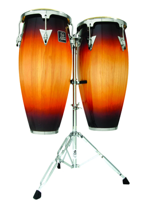 "LP Aspire 10 & 11"" Conga Set Vintage Sunburst"