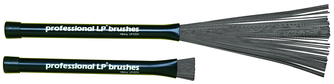 LP Pro Retractable Heavy Bristle Brush / Plastic