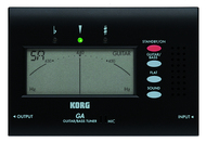 Korg GA-40 Guitar and Bass Tuner