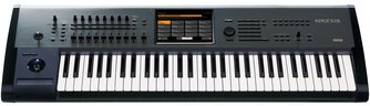 Korg Kronos 61 <BR>Music Workstation