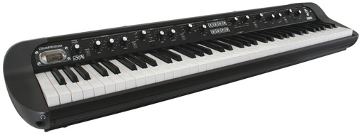 Korg SV173BK 73-key Stage Vintage Piano, Black