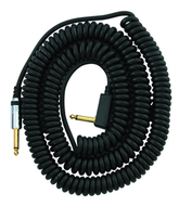Vox 25 Foot Black Coil Cable<BR>