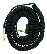 Vox 25 Foot Black Coil Cable