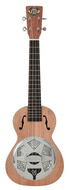 Kala Tenor Natural Mahogany Resonator Ukulele
