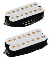 Bare Knuckle Aftermath 7 String Pickup Set White
