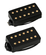Bare Knuckle Aftermath Pickup Set Black/Gold
