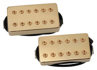Bare Knuckle Aftermath Pickup Set Gold 53mm