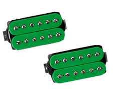 Bare Knuckle Aftermath Pickup Set Green