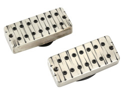 Bare Knuckle Aftermath 7 String Pickup Set Tyger Soapbar Mount