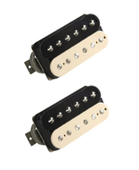 Bare Knuckle Black Dog Humbucker Pickup Set Zebra