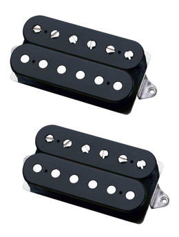 Bare Knuckle Holy Diver Humbucker Set 53mm Short Leg