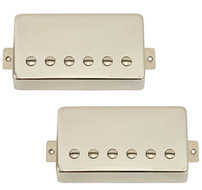 Bare Knuckle Miracle Man Humbucker Set Chrome