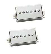 Bare Knuckle Mississippi Queen Humbucker-Size P-90 Pickup Set