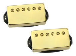 Bare Knuckle Mule Humbucker Set Gold
