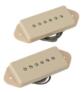 Bare Knuckle Nantucket 90 Dogear P-90 Pickup Set Cream