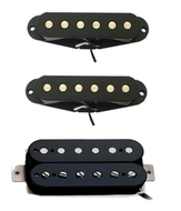 Bare Knuckle HSS Pickup Set with 1 Painkiller & 2 Trilogy Pickups