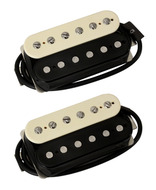 Bare Knuckle Riffraff Humbucker Set Zebra