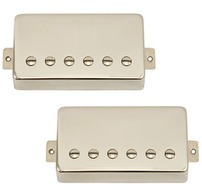 Bare Knuckle Stormy Monday Humbucker Set Nickel