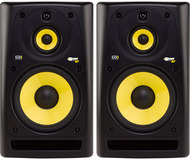 KRK RP103G3 3-Way Studio Monitors, Pair