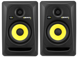 KRK RP5-G3 Rokit 5 Active Monitors, Pair