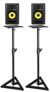 KRK Rokit5 RP5-G3, Pair of Monitors, with Stands