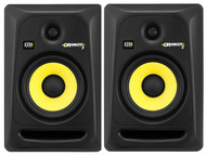 KRK RP6-G3 Rokit 6 Active Monitors, Pair