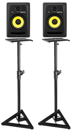 KRK Rokit 6 RP6G3 Pair of Monitors with Stands