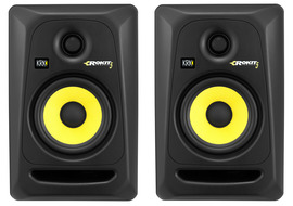 KRK RP8-G3 Rokit 8 Active Monitors, Pair