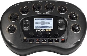 Line 6 POD HD Desktop Recording Interface Modeler