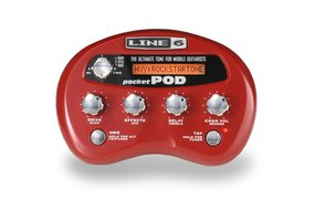 Line 6 Pocket Pod Mini Amp Modeler