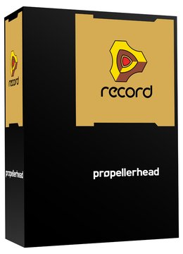 Propellerhead Record Recording Software