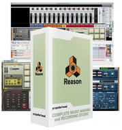 Propellerhead Reason 6 Full Version Software