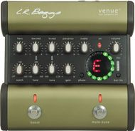 L.R. BAGGS Venue DI Direct Box Preamp EQ Tuner