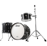 Ludwig Classic Maple Downbeat 3pc In Galaxy Sparkle