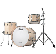 Ludwig Classic Maple Downbeat 3pc Shell Pack In Natural Maple Finish