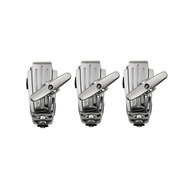Ludwig Atlas Tom Bracket 3 Pack